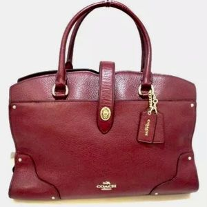 Coach Mercer Satchel (Large)